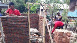 Pembangunan MCK di Lokasi TMMD Digenjot, Kodim 1420 Sidrap Gaspol