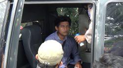 Sesama Mahasiswa Bentrok di Kantor DPRD, 2 Pendemo Diamankan Polisi