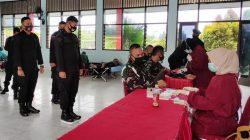 Isi HUT ke-75 Korps Brimob Polri, Brimob Parepare Aksi Donor Darah