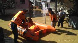 Sungai Krueng Langsa Meluap, 722 Unit Rumah Warga Kebanjiran