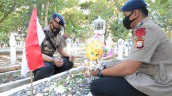 Mengintip Ritual Khusus Pasukan Elite Polri di Bone Jelang HUT Brimob