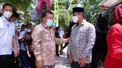 Wagub Kangen Pidato Jusuf Kalla, Juga Menanti Gebrakan Unhas