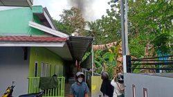 BREAKING NEWS Asap Hitam Muncul di Lorong 3 MH Thamrin Bone