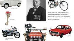 1 Abad Suzuki; dari Bisnis Mesin Tenun hingga Juara Dunia MotoGP 2020