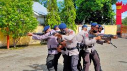 Gangguan Pilkada di Sulsel, Brimob Bone Siaga Penuh