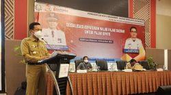 Pj Wali Kota Makassar Dorong Warga Sadar Wajib Pajak, Ini Manfaatnya