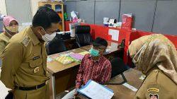 Sidak Dinas Catatan Sipil, Ini Temuan Pj Wali Kota Makassar