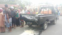 Kecelakaan Maut di Wajo, Petani Luwu Tewas Tabrak Mobil