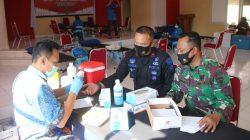 150 Kantong Darah Terkumpul dalam Aksi Sosial Brimob Bone