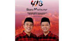 HUT Makassar ke-413, Ini Mimpi Deng Ical-Fadli Ananda