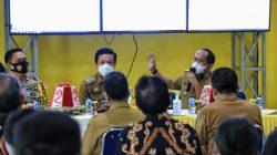 Cara Prof Rudy Pahami Kondisi di Kecamatan Ujung Tanah dan Wajo