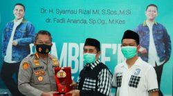 Dilan Percaya Polisi Amanah Mengawal Pilwalkot Makassar