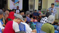 Tawaran Deng Ical Tangani Persoalan Air di Kota Makassar, Begini Caranya
