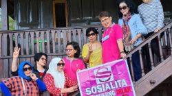 Emak-emak 'Jatuh Hati' Menangkan Dilan di Makassar, Ini Alasannya