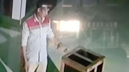 Pencuri Spesialis Kotak Amal Dibongkar Polisi, 5 Masjid Jadi Korban