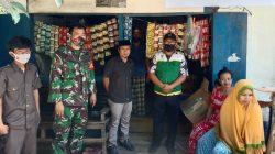 Baznas Bone Berikan 'Paket Cinta' untuk Duda di Pattiro