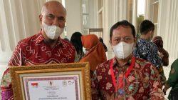 Kerja Keras Jinakkan Covid-19, Pemkot Makassar Diganjar Penghargaan