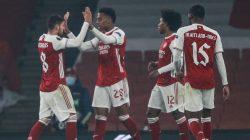Bikin Greget, Arsenal Taklukkan Molde