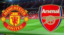 Jalan Pertandingan Arsenal Taklukkan Manchester United 1-0