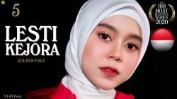 Lesti Kejora, Top 5 Tercantik di Dunia 2020 Kalahkan Raisa. Netizen Kaget!