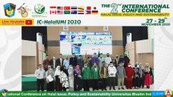 Konfrensi Internasional UMI Selesai, Ini Sosok Peraih Best Presenters