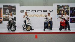 Launching All New HondaScoopyGenerasi Terbaru, Ini Konsep Disiapkan Asmo Sulsel