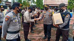 75 Personel Sinjai Kawal Pilkada Maros