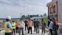 Bareng Bupati Fahsar, Wagub Sudirman Pantau Jembatan Watu Cenrana