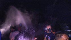 Nenek 70 Tahun Meninggal Terbakar Bersama Rumah Panggung di Bone