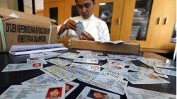 Upst, 287.023 Pemilih Belum Merekam Data Kependudukan