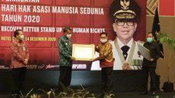Kado Akhir Tahun, Sinjai Diganjar Penghargaan Peduli HAM