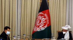 JK Tatap Muka Presiden Afghanistan Ashtaf Ghani, Ini yang Dibicarakan