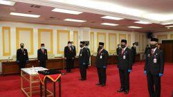 Mendagri Lantik Pejabat Pimpinan Tinggi Madya Kemendagri dan BNPP, Ini Daftar Nama-namanya