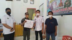 Imbas Covid-19, Yayasan CARE Peduli 'Suntik' Ribuan Warga di Bone