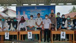 Cihuy, Kadis Promal Salurkan Bantuan OYPMK untuk 500 Orang