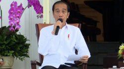 Jokowi Resmi Umumkan Reshuffle Kabinet Jilid II