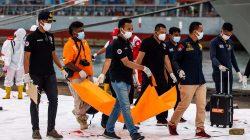Evakuasi Pencairan Korban Sriwijaya Air SJ-182 Dilanjutkan