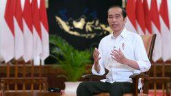 Presiden Jokowi di Tahun 2021: Ayo Bergerak Bersama, Indonesia Bangkit