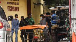 Breaking News 16 Kantong Jenazah Korban Sriwijaya Air SJ-182 Diterima DVI Polri