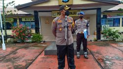 Kapolres Sinjai Kirim Doa untuk Korban Kecelakaan Pesawat Sriwijaya Air SJ-182