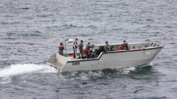 Sejak Pagi, Penyelam Masuk Air di Kepulauan Seribu Cari Korban Pesawat Sriwijaya Air SJ 182