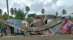 Kasihan, Dua Rumah Warga Mamuju Rusak Diguncang Gempa M5,9