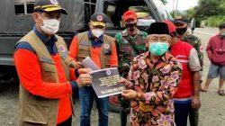 Diguncang Gempa, BNPB 'Suntik' Sulbar Rp4 Miliar