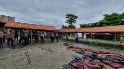 Hari Pertama di Lokasi Gempa Sulbar, Brimob Sulsel Langsung Tebar 'Angin Segar'