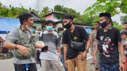 Simpati Korban, UMI Terjun Langsung ke Lokasi Bencana Sulbar