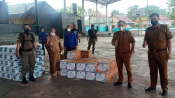 Kepala Bappeda Bone Nakhodai Pengumpulan Bantuan Korban Gempa Sulbar