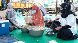 Buka Dapur Umum di Sulbar, 2.000 Porsi Makanan ala PLN Dibagikan Setiap Hari