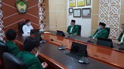 Rektor Unismuh Makassar Bincang Bareng Bupati Gowa, Adnan Garansi Kenyamanan