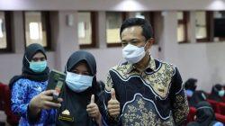 526 SK PNS Dibagu, Pj Wali Kota Makassar Beri Titipan Khusus