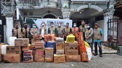 HMI dan KAHMI Berdonasi, Sokong Korban Gempa di Sulbar